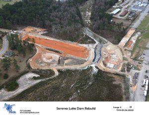 Semmes Lake Dam Rebuild 2001248081