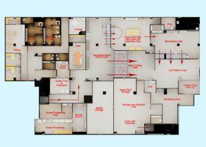 SPSbuilding floor plan